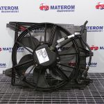 Ventilator Radiator DACIA LOGAN, 1.6 INJ