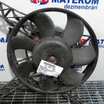 Ventilator Radiator FORD FIESTA, 1.25 INJ