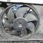 Ventilator Radiator FORD FIESTA, 1.4 TDCI