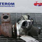 Turbosuflanta FORD FIESTA, 1.6 TDCI