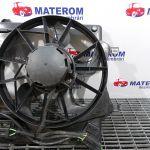 Ventilator Radiator FORD FOCUS, 1.8 TDCI