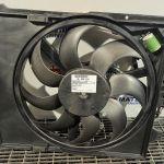 Ventilator Radiator FORD KA, 1.2 INJ