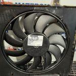 Ventilator Radiator OPEL AGILA, Z10XE