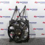 Ventilator Radiator OPEL ASTRA G, Y20DTH