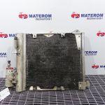 Radiator Clima OPEL ASTRA G, Y17DT