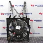 Ventilator Radiator OPEL ASTRA G, Y17DT