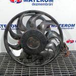 Ventilator Radiator OPEL ASTRA H, Z17DTH