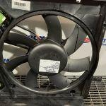 Ventilator Radiator OPEL INSIGNIA, A20DTH