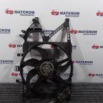 Ventilator Radiator OPEL TIGRA, Z14XEP