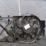Ventilator Radiator OPEL VECTRA B, X20DTH