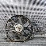 Ventilator Radiator OPEL ZAFIRA A, Y20DTH