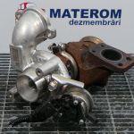 Turbosuflanta PEUGEOT 207, 1.6 HDI