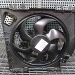 Ventilator Radiator RENAULT CLIO, 1.5 DCI