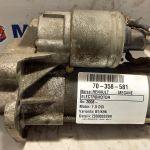 Electromotor RENAULT MEGANE, 1.5 DCI