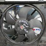 Ventilator Radiator RENAULT SCENIC, 1.6 INJ