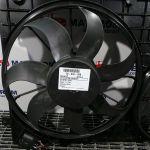 Ventilator Radiator VW JETTA IV, 1.6 TDI