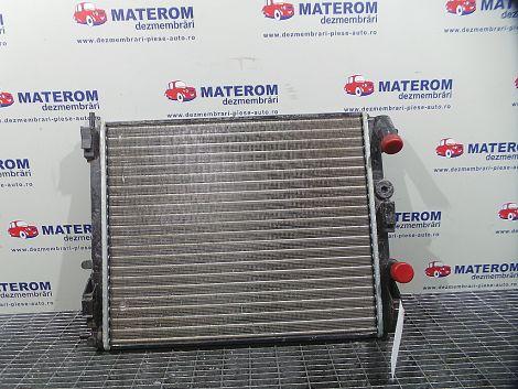 Radiator motor